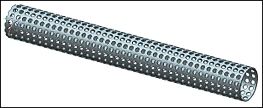 tubo-perforado